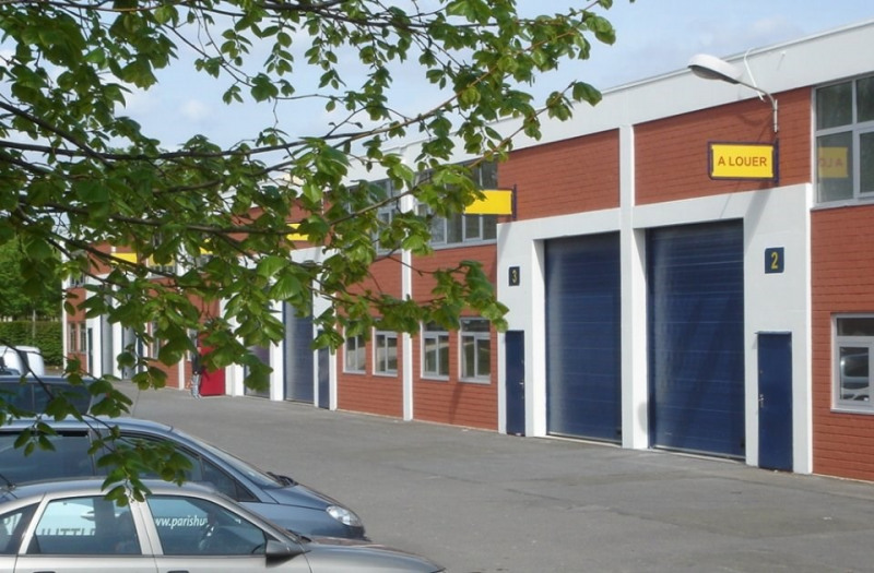 Location local commercial Villepinte 2 844,24€ HT/HC - Photo 1