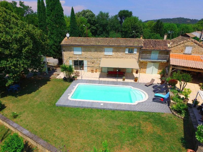 Vente maison / villa Bagnols sur ceze 440000€ - Photo 1