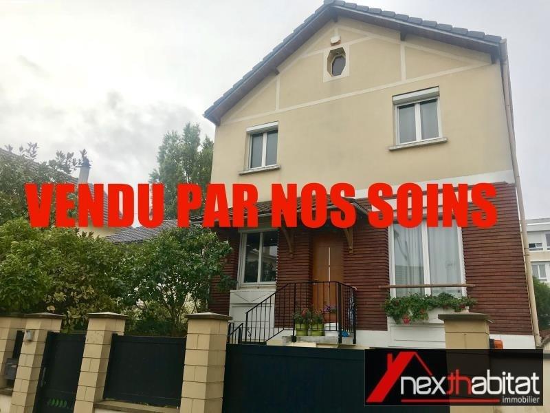Vente maison / villa Les pavillons sous bois 386000€ - Photo 1