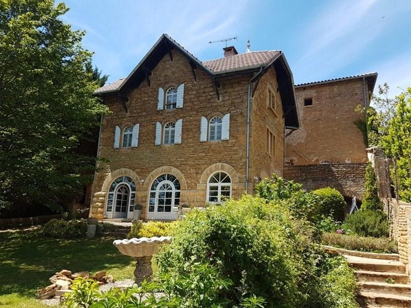 Vente maison / villa Liergues 510000€ - Photo 1