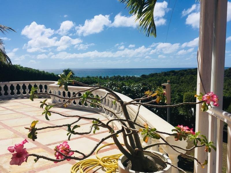 Vente de prestige maison / villa Ste anne 782000€ - Photo 1