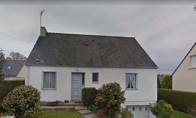 Sale house / villa St nicolas du pelem 54800€ - Picture 1