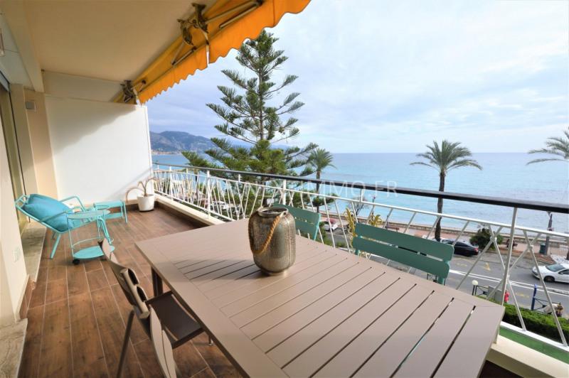 Verkauf von luxusobjekt wohnung Roquebrune-cap-martin 699000€ - Fotografie 1