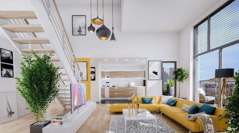Vente appartement Torcy 337050€ - Photo 1