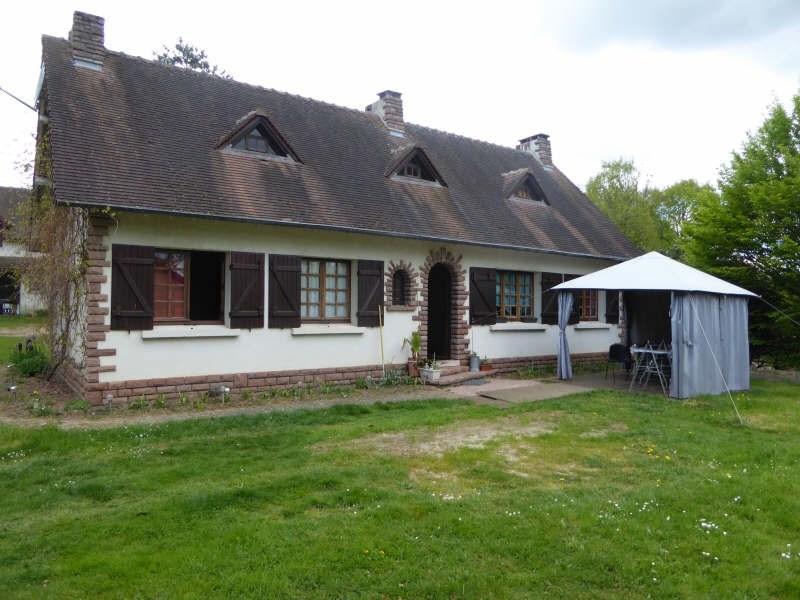Rental house / villa Maurepas 1400€ CC - Picture 1