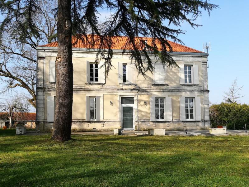 Vente de prestige maison / villa Cercoux 349800€ - Photo 1