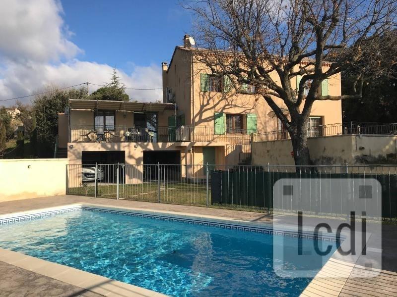 Vente de prestige maison / villa Taulignan 619000€ - Photo 1