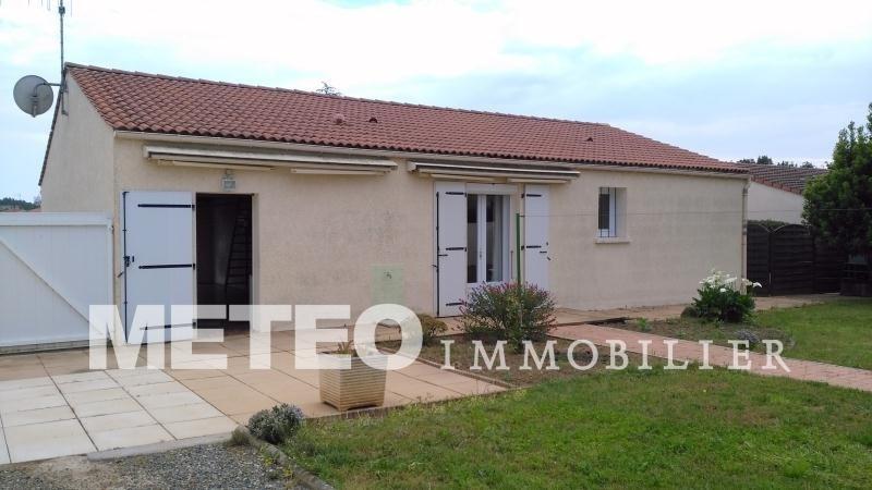 Vente maison / villa Lucon 149660€ - Photo 4
