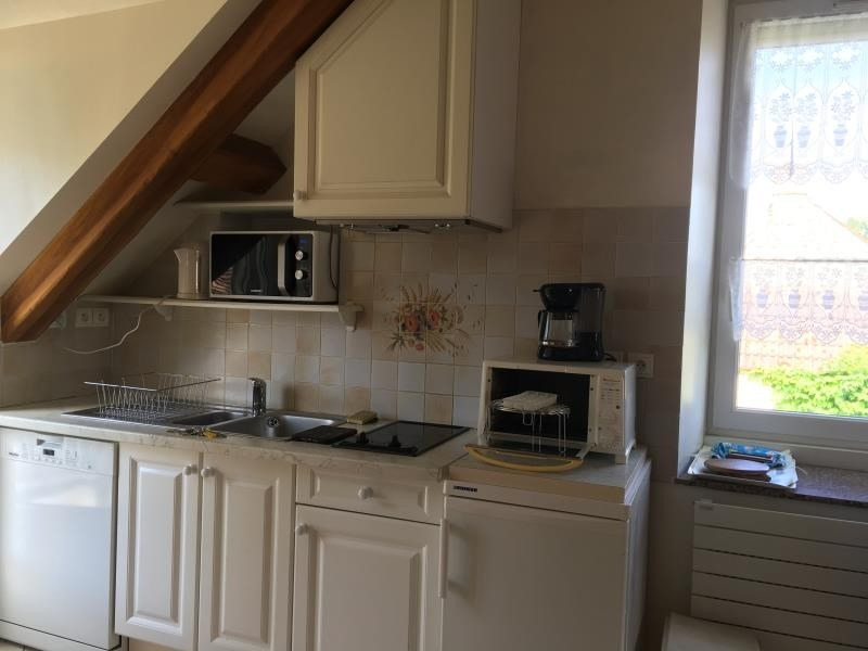 Rental apartment Acheres la foret 500€ CC - Picture 2