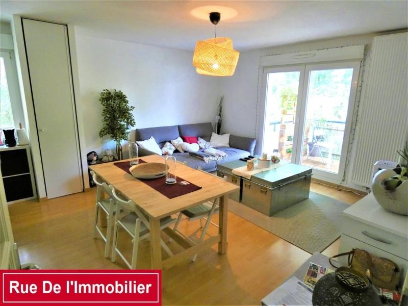 Produit d'investissement appartement Dettwiller 123 000€ - Photo 2