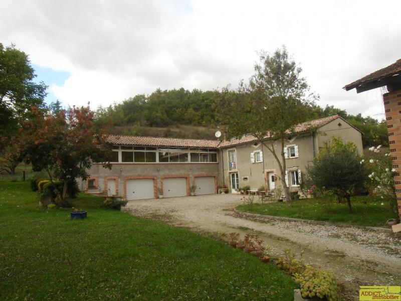 Vente maison / villa Cambon les lavaur 399000€ - Photo 10