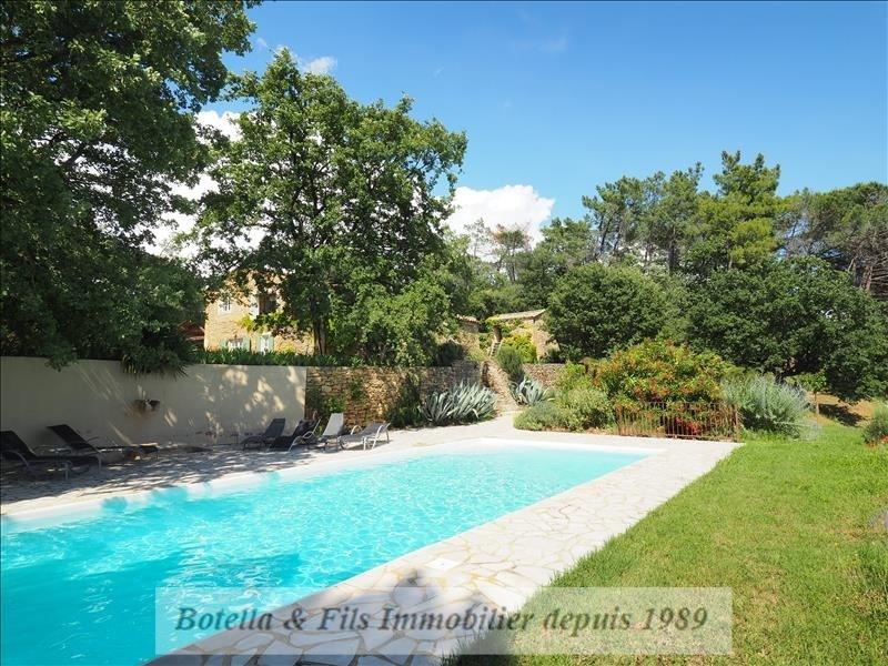 Verkoop van prestige  huis Uzes 778000€ - Foto 3