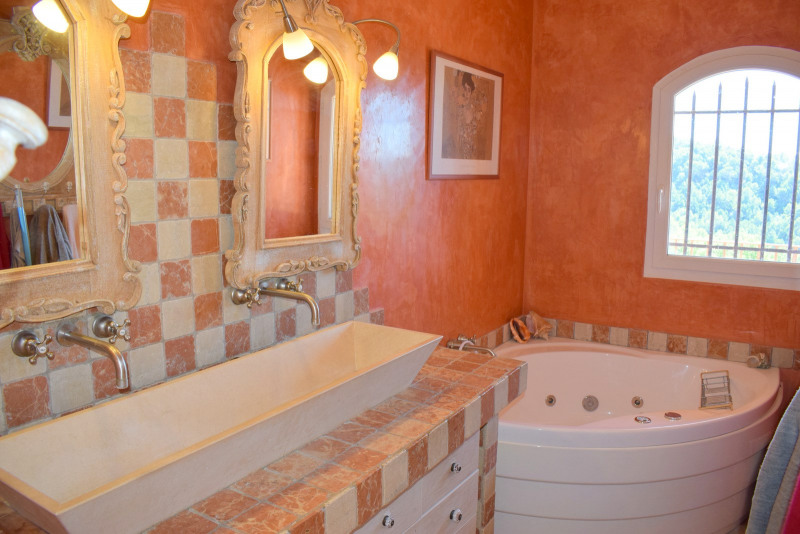 Revenda residencial de prestígio casa Seillans 750000€ - Fotografia 39
