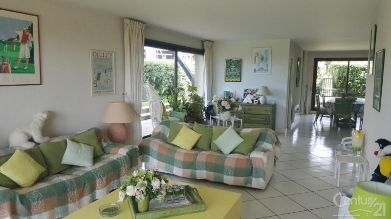 Revenda residencial de prestígio apartamento Tourgeville 1055000€ - Fotografia 3