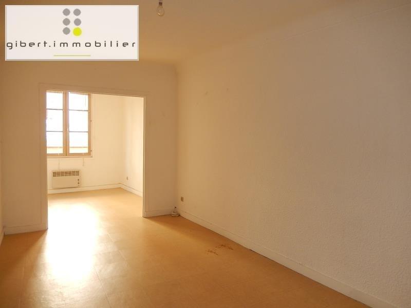 Rental apartment Le puy en velay 366,79€ CC - Picture 1