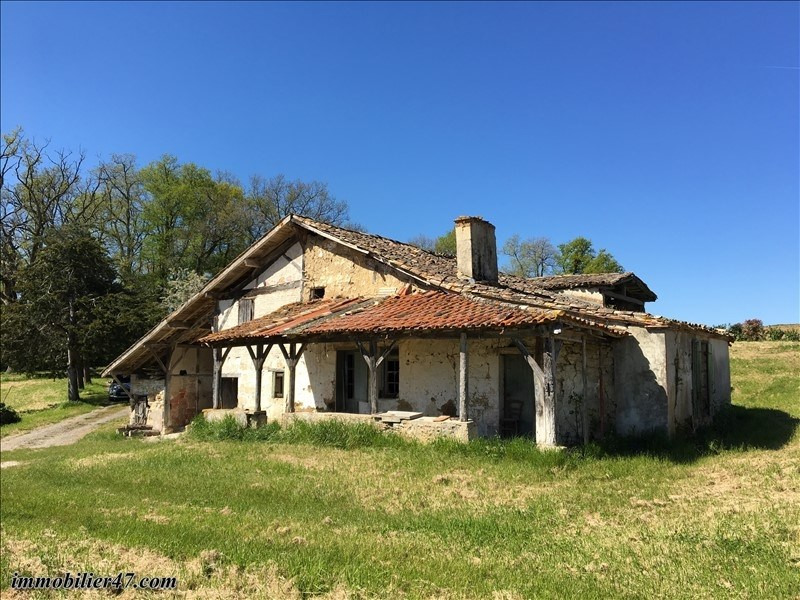 Vente maison / villa Tombeboeuf 75 000€ - Photo 1