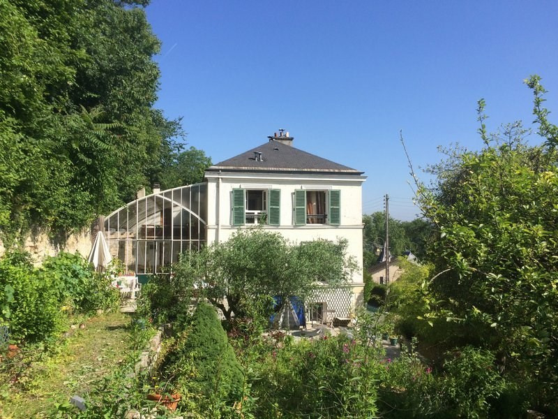 Revenda residencial de prestígio casa Villennes sur seine 1190000€ - Fotografia 7