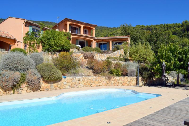 Revenda residencial de prestígio casa Seillans 750000€ - Fotografia 8