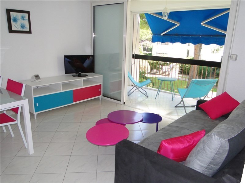 Location vacances appartement La grande motte 416€ - Photo 2