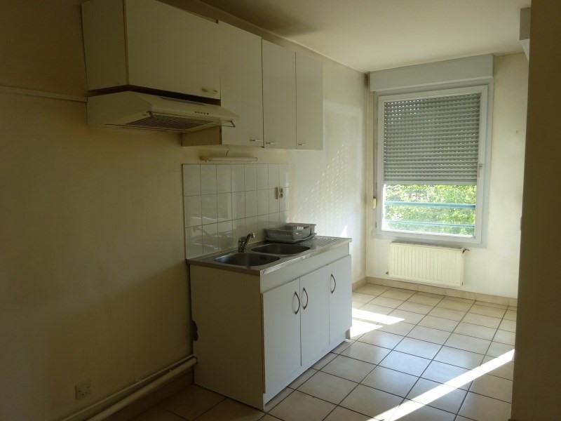 Rental apartment Oullins 655€ CC - Picture 2