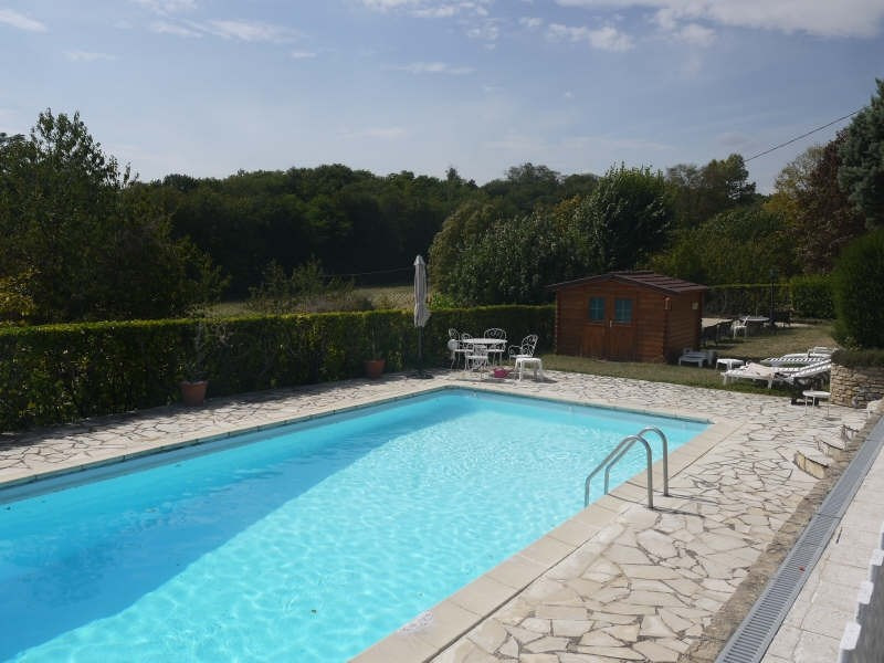Vendita casa Chonas l amballan 372000€ - Fotografia 4