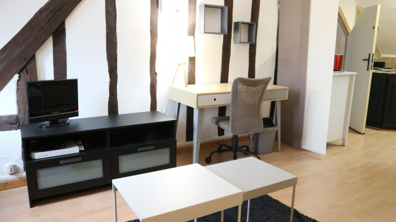 Rental apartment Fontainebleau 670€ CC - Picture 7