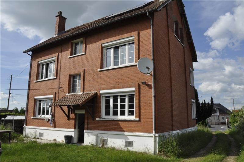 Vente maison / villa Soissons 160000€ - Photo 1