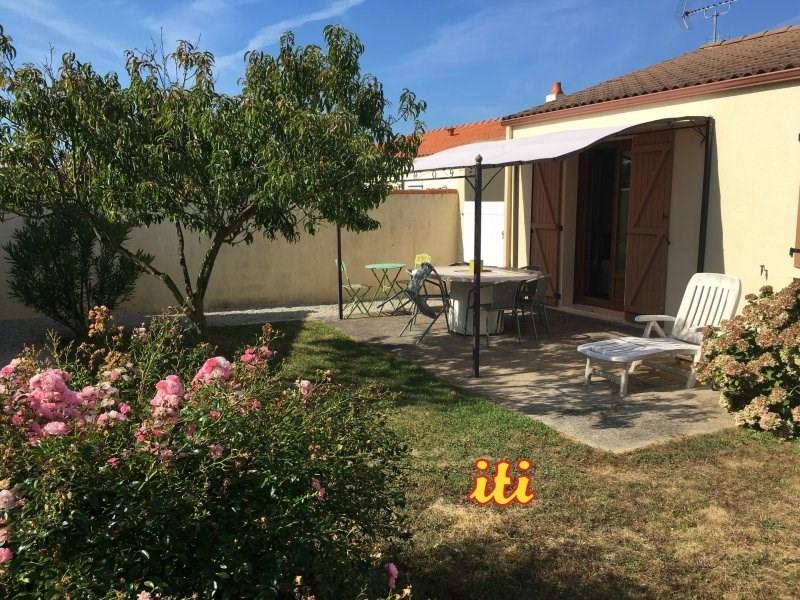 Vente maison / villa Chateau d olonne 252000€ - Photo 1