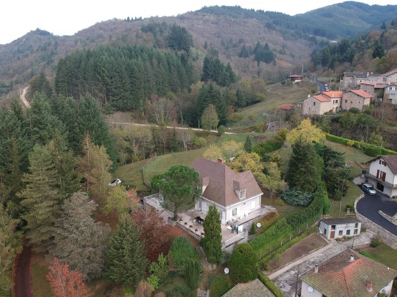 Deluxe sale house / villa St martin de valamas 485000€ - Picture 1