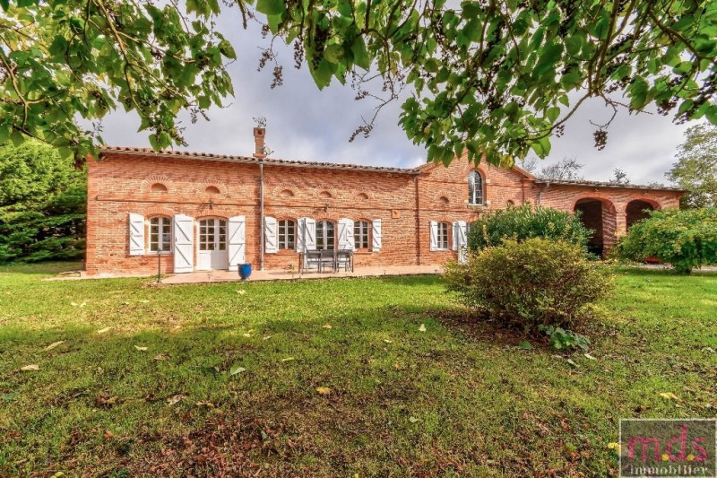 Venta de prestigio  casa Saint-orens-de-gameville 2 pas 764000€ - Fotografía 1