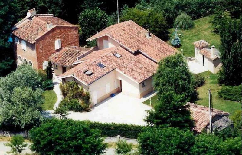 Venta de prestigio  casa Montrabe 627000€ - Fotografía 3