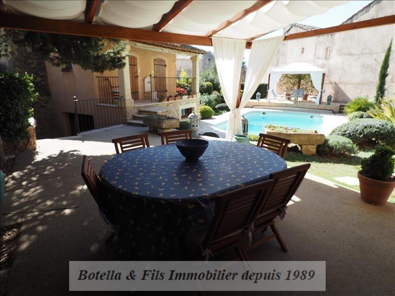 Verkoop van prestige  huis Uzes 745000€ - Foto 4