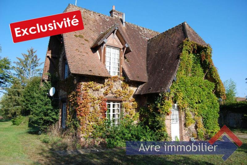 Vente de prestige maison / villa Verneuil d avre et d iton 258000€ - Photo 1