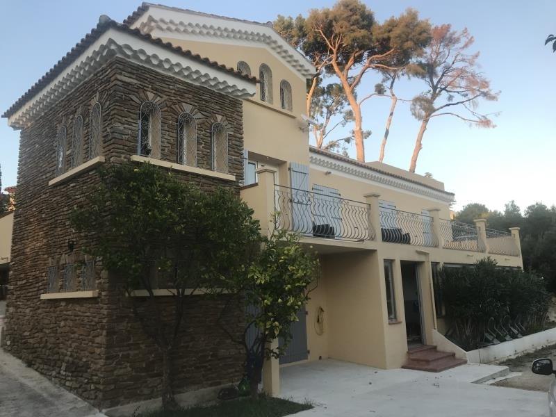 Vente de prestige maison / villa Les sablettes 846000€ - Photo 1