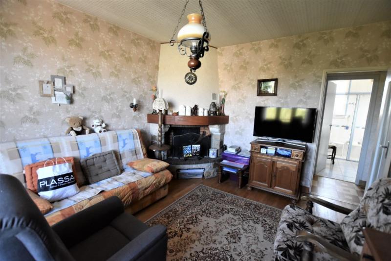 Sale house / villa Besse sur braye 97100€ - Picture 5
