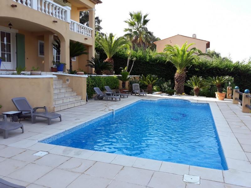 Location vacances maison / villa Sainte maxime 1667,50€ - Photo 3