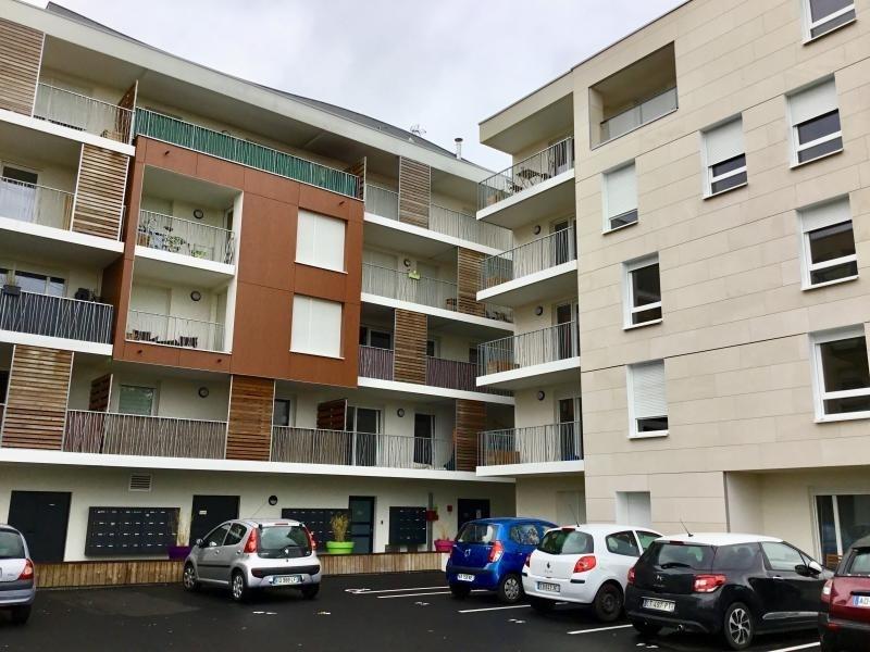 Venta  apartamento Strasbourg 195000€ - Fotografía 1