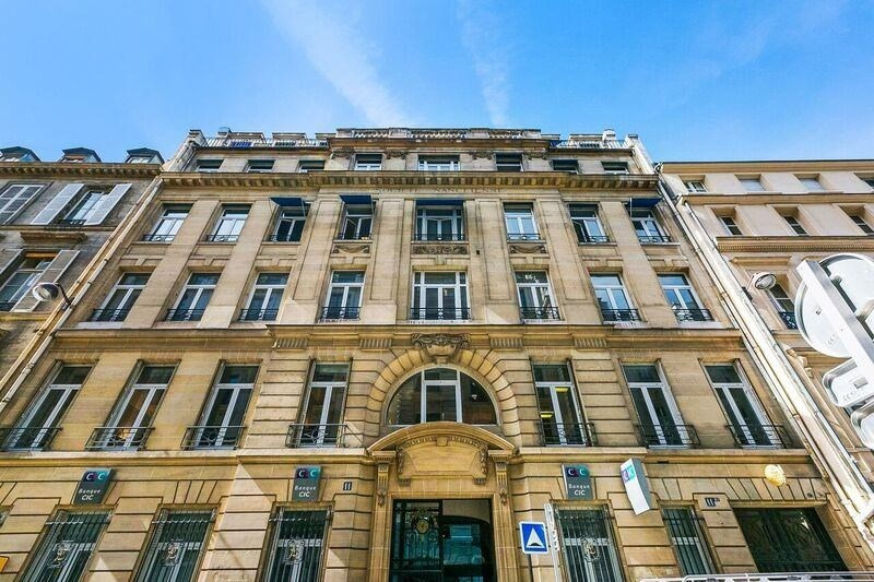 Location bureau Paris 8ème 5 417€ HT/HC - Photo 1