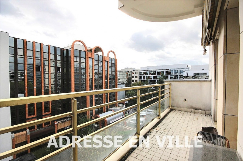 Sale apartment Levallois perret 328 000€ - Picture 2