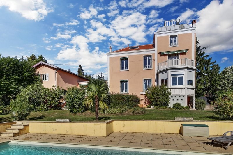 Vente de prestige maison / villa Caluire-et-cuire 1150000€ - Photo 6