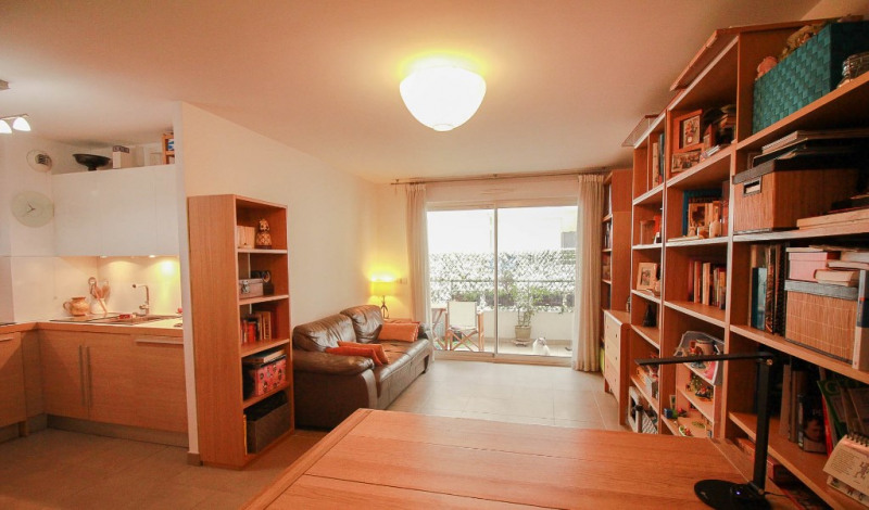 Sale apartment Nice 360 000€ - Picture 1