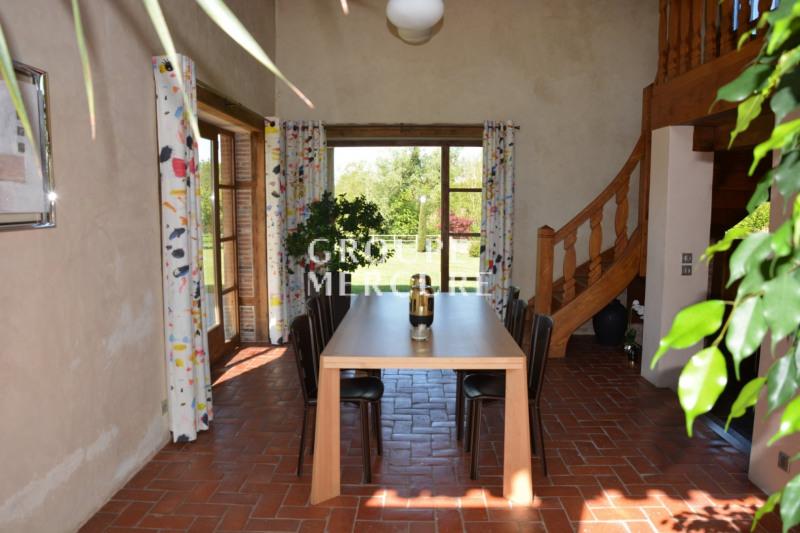 Vente de prestige maison / villa Chatillon sur chalaronne 870000€ - Photo 8