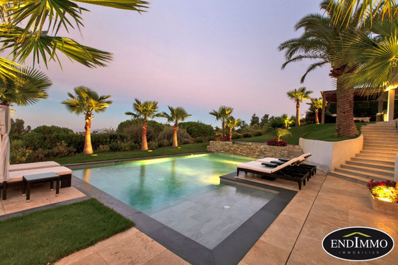 Deluxe sale house / villa Cannes 3 990 000€ - Picture 5