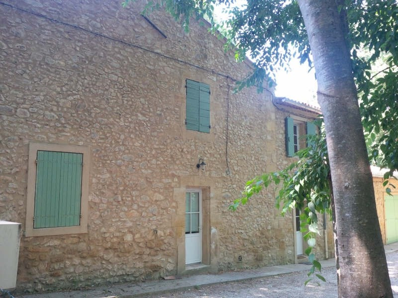 Rental house / villa La barben 699€ CC - Picture 1