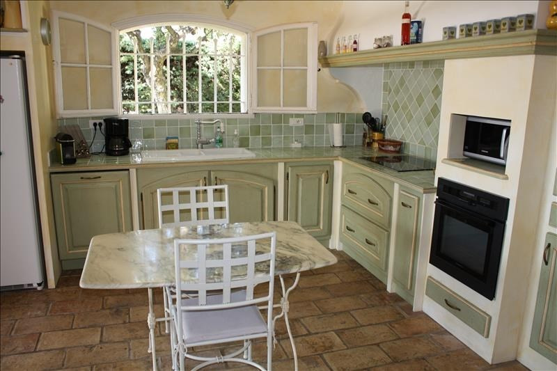 Vente de prestige maison / villa Les issambres 895000€ - Photo 5