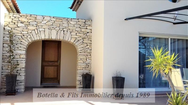 Sale house / villa Bagnols sur ceze 525000€ - Picture 5