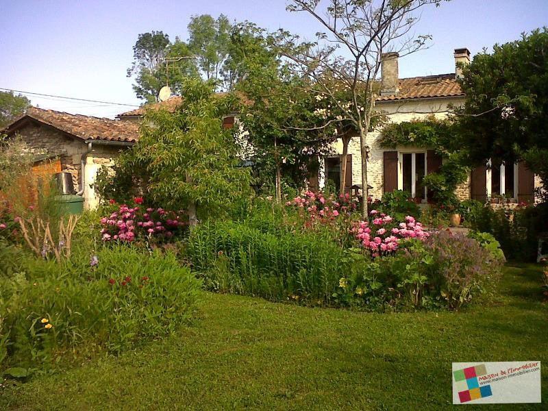 Vente maison / villa Cherves richemont 256800€ - Photo 1