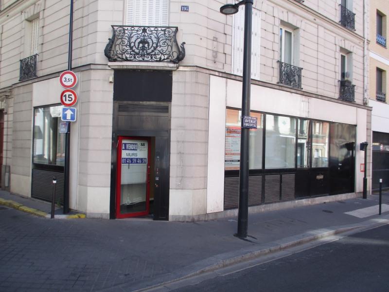 Venta  tienda Bois-colombes 200000€ - Fotografía 1