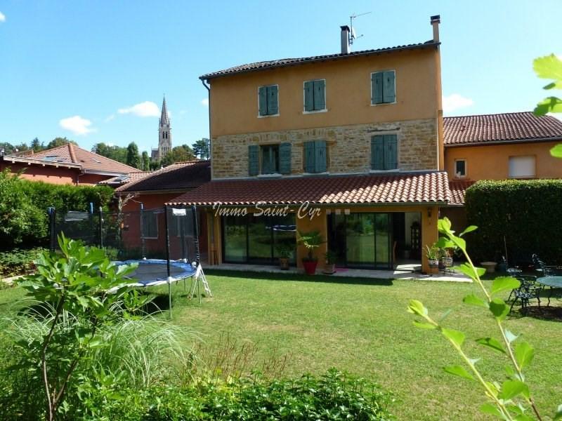 Vente maison / villa St cyr au mont d'or 1095000€ - Photo 3