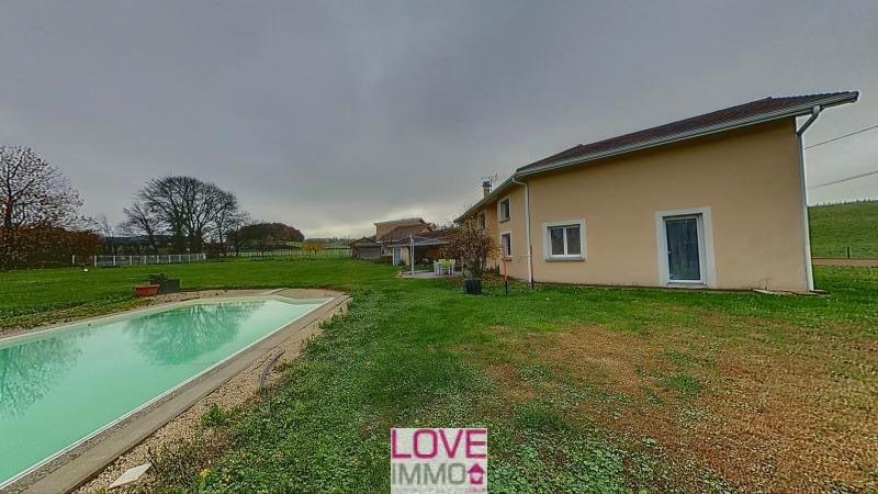 Vente maison / villa La tour du pin 475000€ - Photo 13